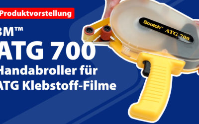 3M ATG 700 Handabroller für ATG Klebstoff-Filme