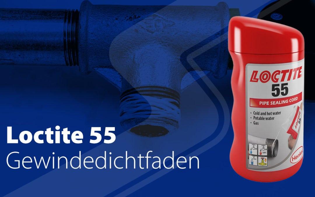 Gewindedichtfaden Loctite 55