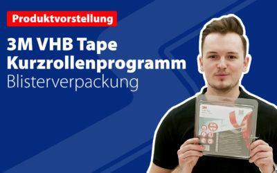 3M VHB Tape Produktvorstellung